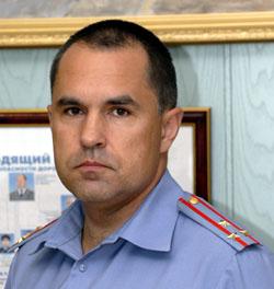 Начальник ГИБДД Калужской области